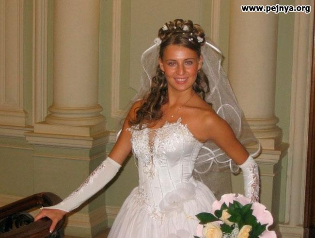 Что стало с невестой после свадьбы!