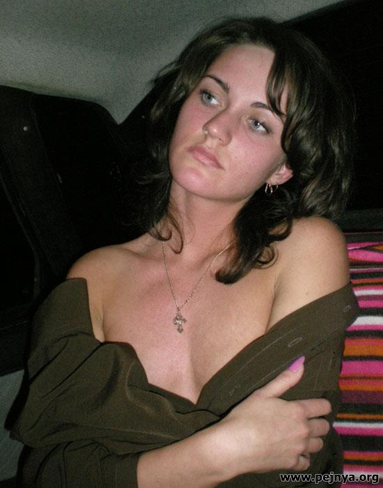 Домашние секс фото развратной красотки Даши