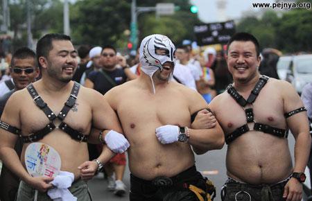 Китайцы голые акция